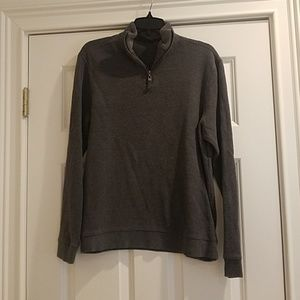 ▪mens quarter zip sweater ▪